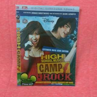 Camp Rock 1 - 2 (Disney)
