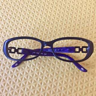 Nine West eyeglass frame