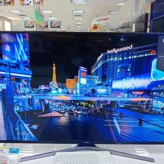 "Kredit LED TV Samsung 55"" UHD Bunga 0% Jakarta"