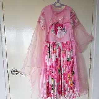Princess Dress with veil