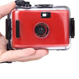 Tonsee Underwater Disposable Waterproof Mini 35mm Film Camera