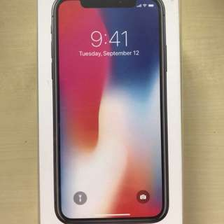 99% new iphone x 64 gb black 黑色