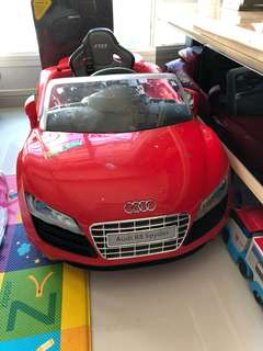 Audi R8 Electric Car Ride On with Remote Control