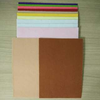 Self-adhesive Felt cloth