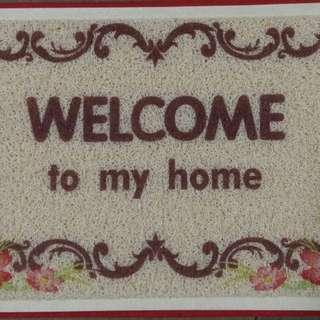 Keset kaki welcome to my home