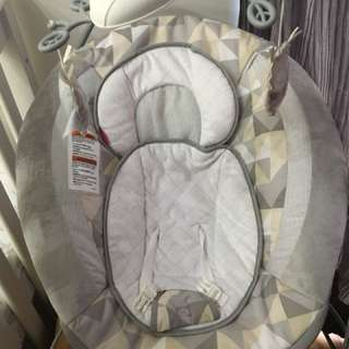 Fisher Price deluxe baby bouncer