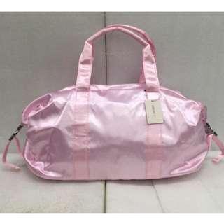 Forever-21 Duffle Satin Bag