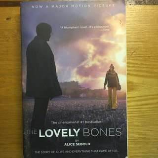 The Lovely Bones by Alice Seebold
