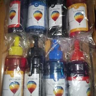 Boye Dye Ink 4pcs