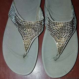 Fitflop Toe Thong Sandals