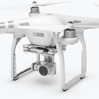 DJI Phantom 3 Advanced -- New with free accessories