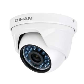 QIHAN IR Waterproof Camera with 1080P, 1/2.7″ CMOS, H.264, Support POE