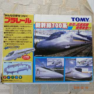 TOMY 新幹線 台灣高鐵軌道列車組