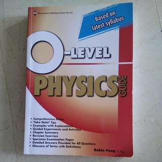 EPH O level Physics Guide