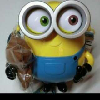 USJ Minion Popcorn Bucket Limited Edition