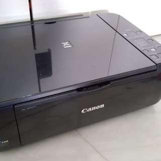 Canon AIO Printer MP497 sell/trade for wireless laser printer