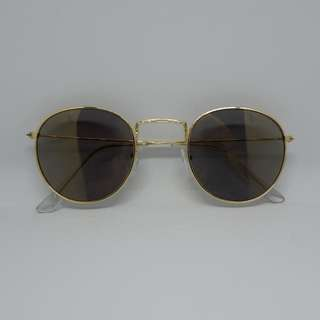 NEW: Basic Round Sunglasses
