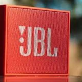 JBL BLUETOOTH SPEAKER GO --RED