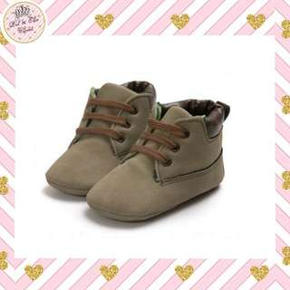 ⏰Limited Time Offer! Khaki Baby Boots