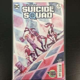 Suicide Squad #22 New 52