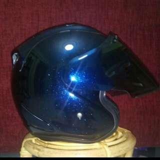 Arai Ram 4 glass blue