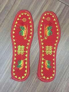 新娘鞋/掛鞋鞋墊 - 結婚物資