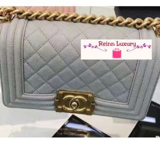 Limited NEW Preorder: CHANEL Boy Exclusive from Europe*** Limited Edition***