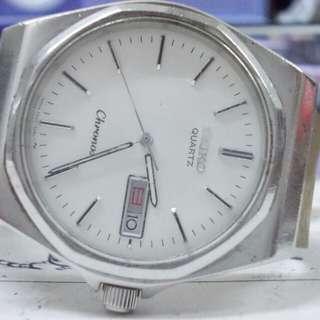 Vintage seiko cronos Gent watch