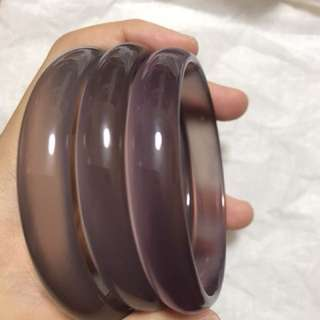 紫玉髓手鐲 巴西進口優質玉髓