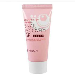 Restocked! Mizon Snail Recovery Gel