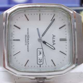Vintage Alba Gent Watch