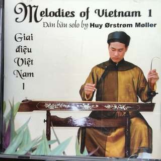 Vietnamese music cd