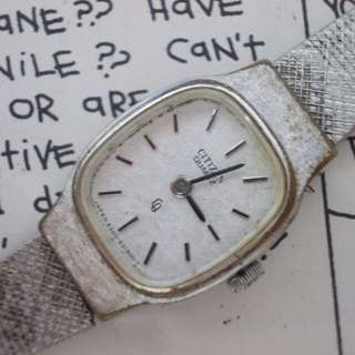 Vintage Citizen Lady Watch
