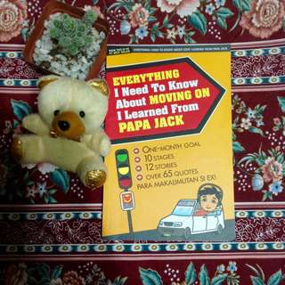 Everything you need to know I learned from papa jack