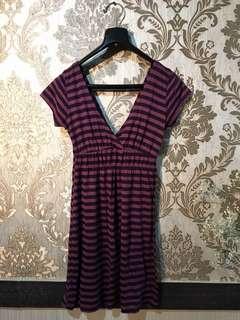 Purples Dress