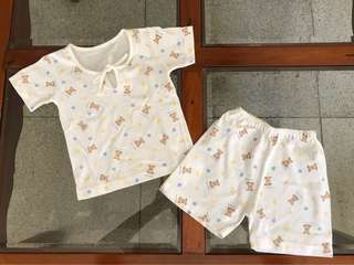 New Baby T-shirt and Shorts set for baby boys