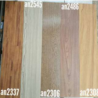 Lantai vinyl arni 3mm banyak pilihan warna