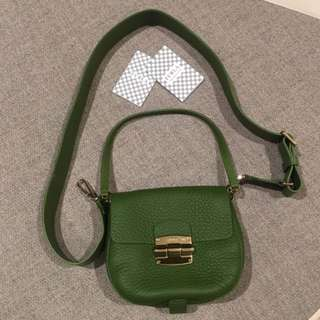 Furla Sling Bag ($350 if u do not need the additional strap )