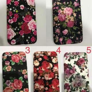 FLOWER DESIGN CASE