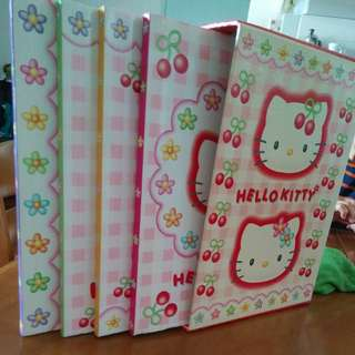 3R Hello Kitty 相簿( ㄧ套四本)