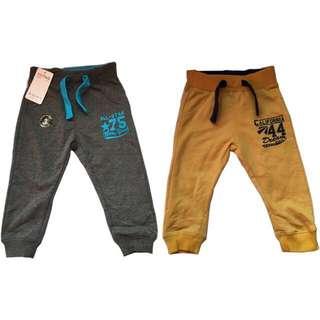 🍬 Buy 1 Take 1 Branded Jogger Pants For Boys