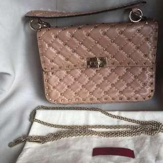 Valentino Garavani Rockstud Spike Big Size Bag