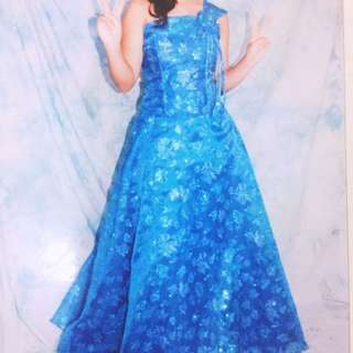 Debut/Prom glittery Gown