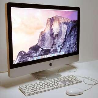 2.8GHz iMac 27 inch (2010)