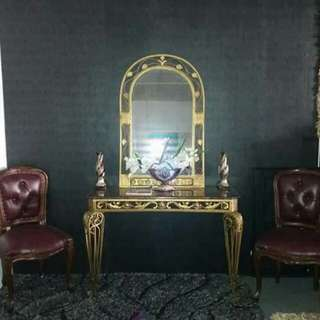 Mirror vintage very heavy and high class