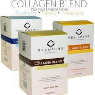 Relumins Collagen Blend Drink