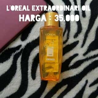 L'OREAL EXTRAORDINARY OIL