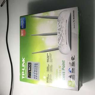 TP-Link 300mbps access point TL-WA901ND (L1R1B)