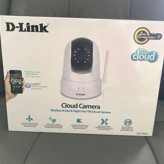 D-link cloud camera