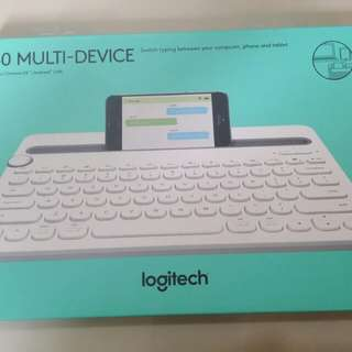 行貨 Logitech K480 藍牙鍵盤 Multi-Device keyboard